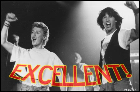 bill and ted excellent adventure online