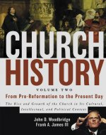 Book Review: Church History: Volume Two – From Pre-Reformation to the Present Day