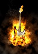 Burning_Guitar_by_jayicesight